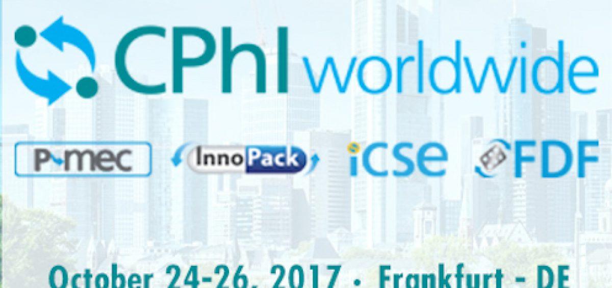 Cphi Worldwide 24 26 October 2017 Delta 2000
